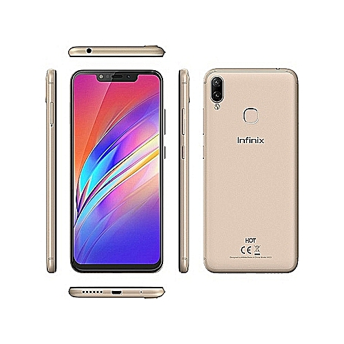 Download Infinix Hot 6x X623 Official Signed Factory Firmware
