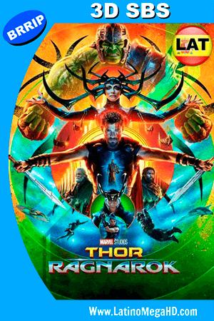 Thor: Ragnarok (2017) Latino FULL 3D SBS 1080P ()
