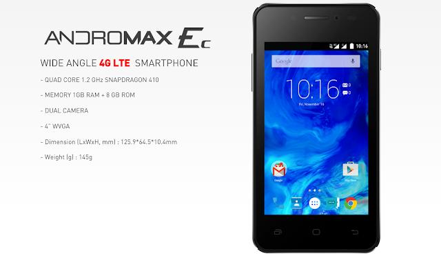 Andromax E 4G