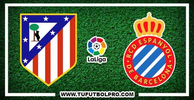 Ver Atlético Madrid vs Espanyol EN VIVO Por Internet Hoy 3 de Diciembre 2016