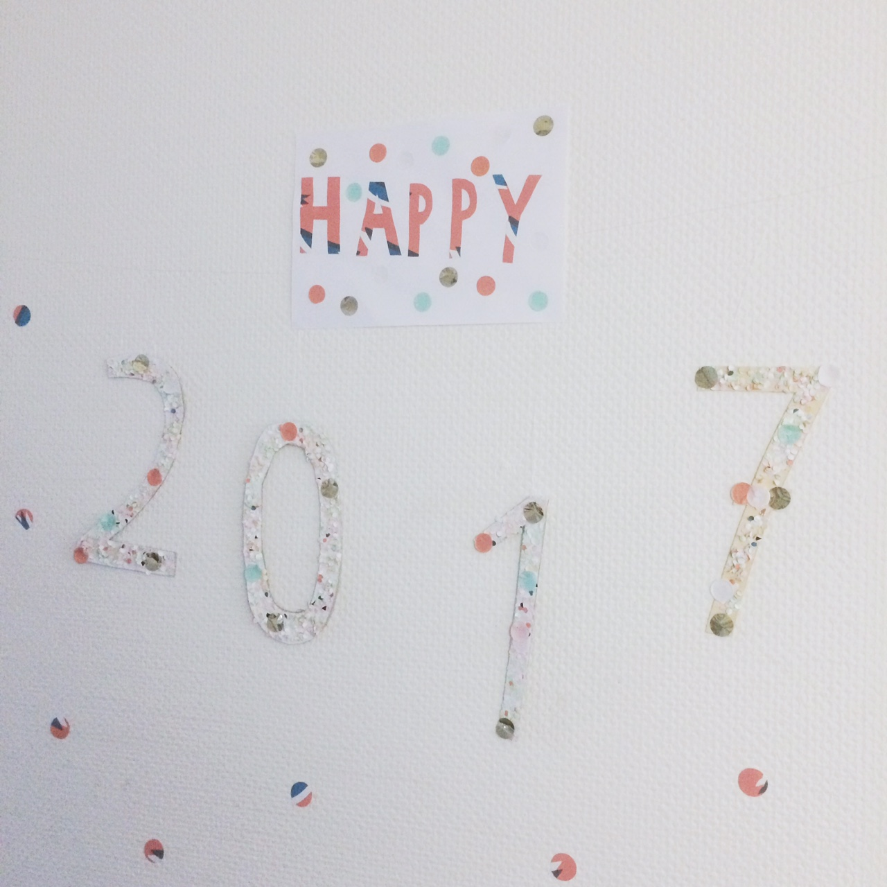 diy new years eve decoration with kids
