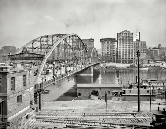 صور قديمة نادرة للولايات المتحدة الأمريكية Rare old photographs of America