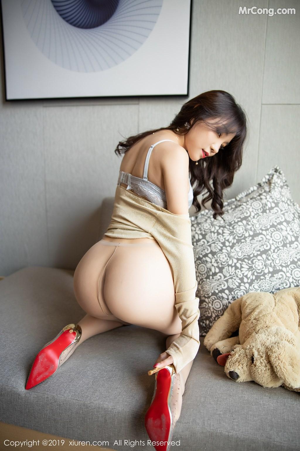 XIUREN No.1814: Booty (芝芝) (63P)