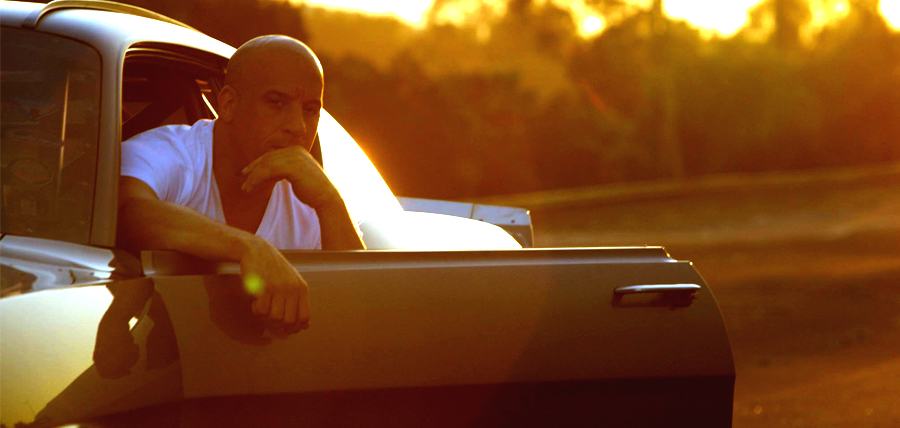 Vin Diesel în FURIOUS 7