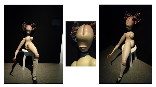 Hans Bellmer - Die Halbpuppe - La demie poupée - The Half-Doll - 1971