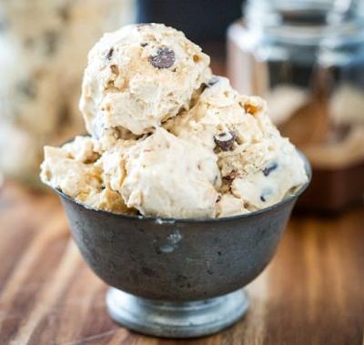 Almond Milk Ice Cream Recipe