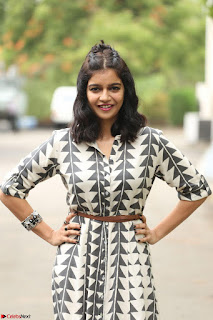 Swathi Reddy Looks super cute at London Babulu theatrical trailer launch ~  Exclusive 034.JPG