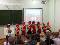 (ФОТО)Агент пожарной безопасности