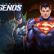 DC Legends: Battle for Justice MOD APK v1.20 Full Hack [Unlock All Rooms] Terbaru 2018