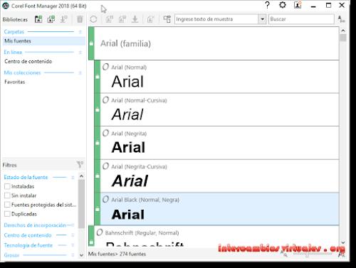 CorelDRAW Graphics Suite 2018 v20 0 0 633 Multilenguaje