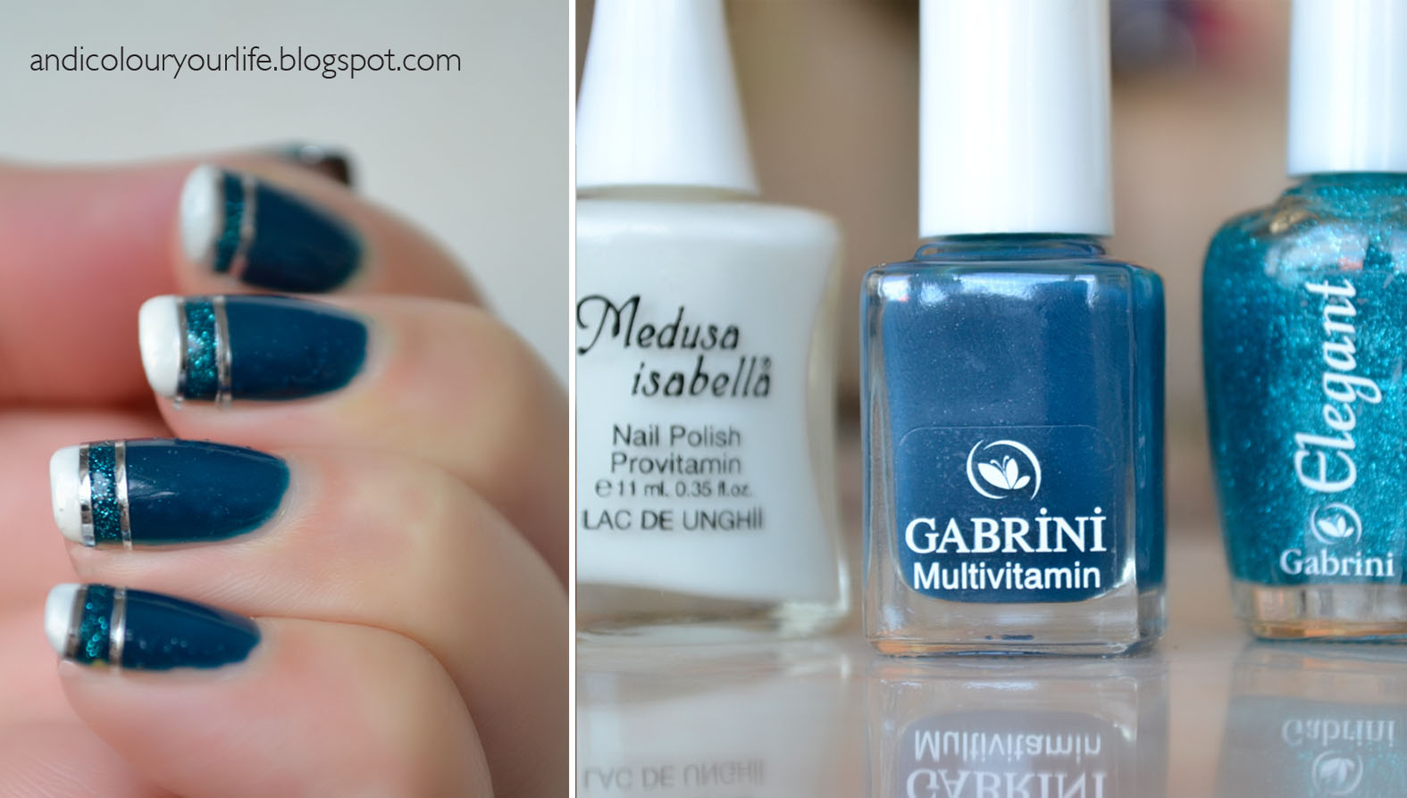 Colour Your Life We Love Nails Reverse And French Manicures