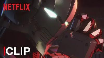 Anime Ultraman ganha dois novos vídeos da Netflix do Japão