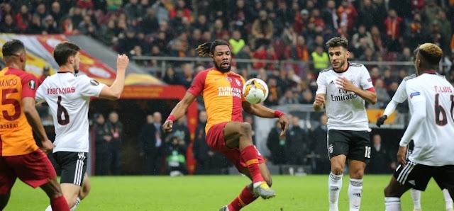 Benfica maçının kamp kadrosu belli oldu..