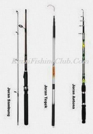 Joran ialah salah satu piranti yang penting dalam melaksanakan aktivitas memancing baik itu Tips Memilih Joran Untuk Mancing