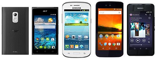 Daftar Harga HP Android Murah Di Bawah 1 Juta Kualitas
