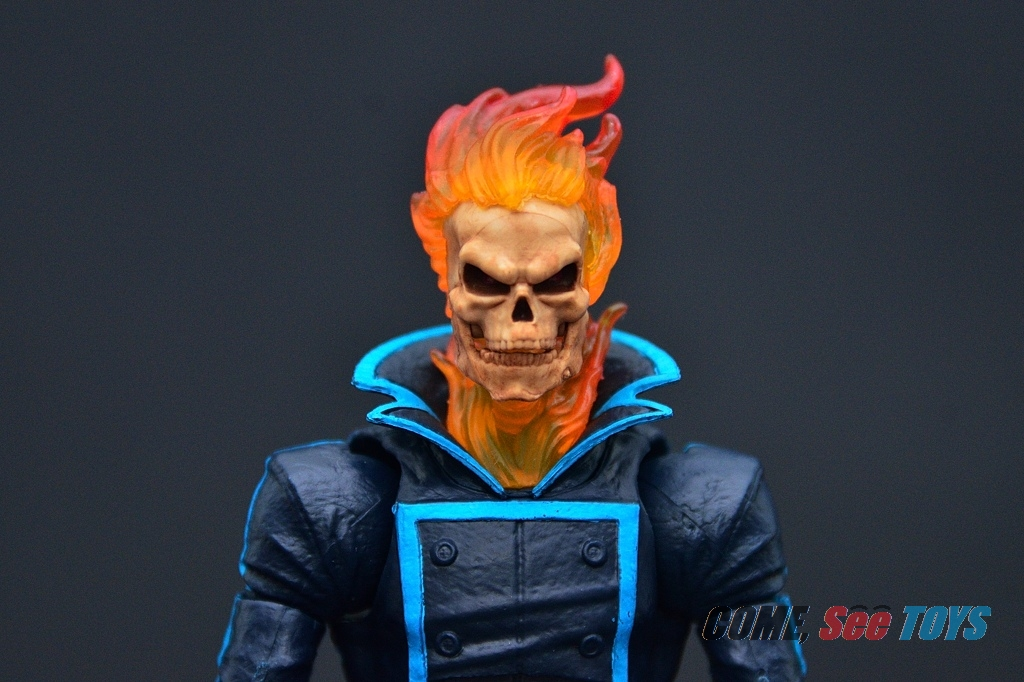 Come see toys marvel legends series ghost rider with bike ghost rider comes with a flaming chain his bike and several flame effect pieces and parts which you see below solutioingenieria Choice Image
