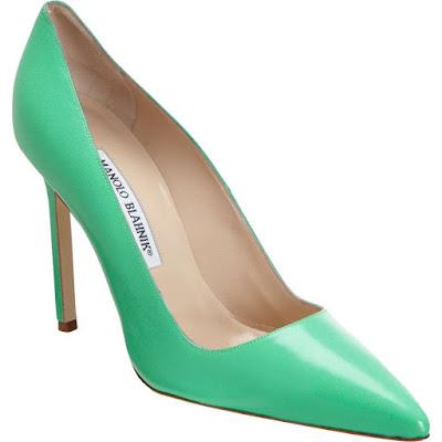 Zapatos de damas de moda
