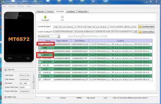 DL Image Failed Pada Acer Z205 Gagal Flashing