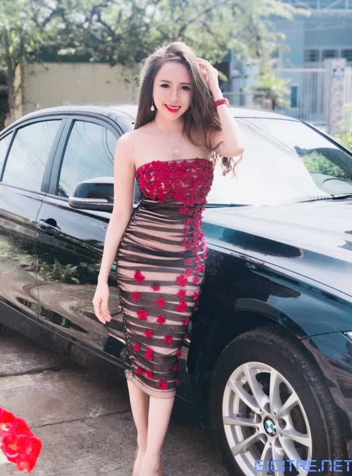 Quỳnh Trang: Sang chảnh Girl :3