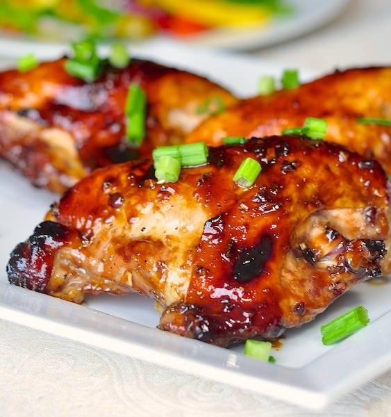 #Recipe : Honey Soy Chicken Breasts