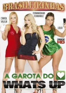 Baixar Filme Brasileirinhas - A Garota do Whats Up Torrent