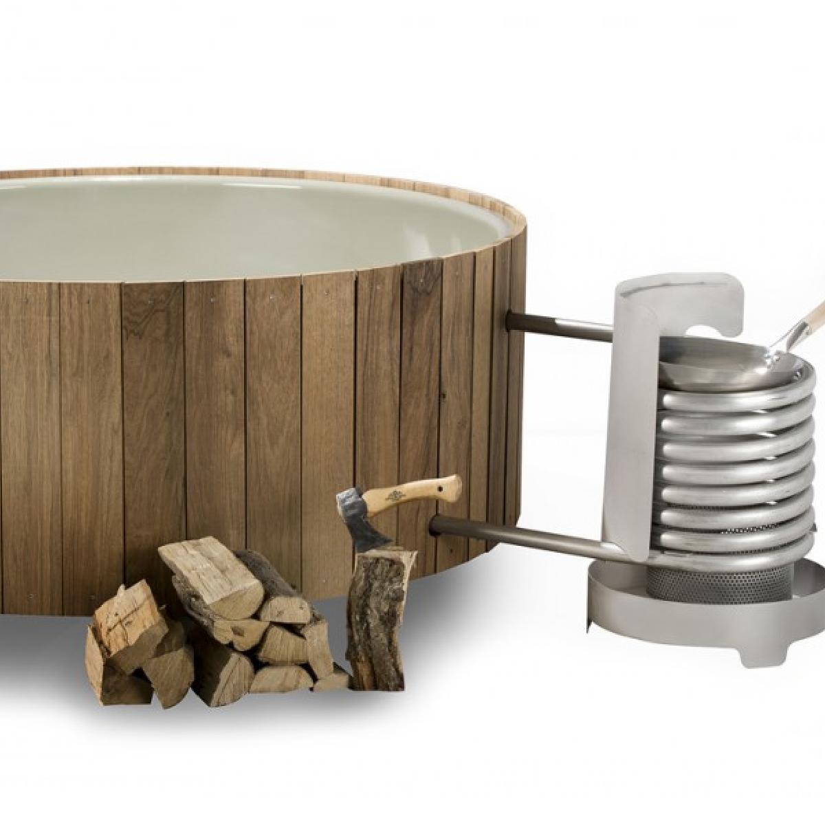 dutchtub wood le spa d exterieur avec