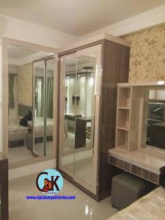 paket-interior-studio-apartemen-bassura-city