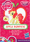 My Little Pony Apple Bumpkin Blind Bag Cards