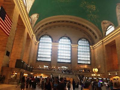 Grand Central Terminal, New York