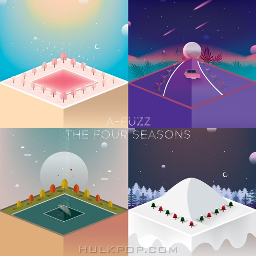 A-FUZZ – The Four Seasons – EP