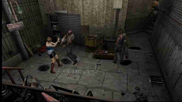 Resident Evil 3 Nemesis Iso Download