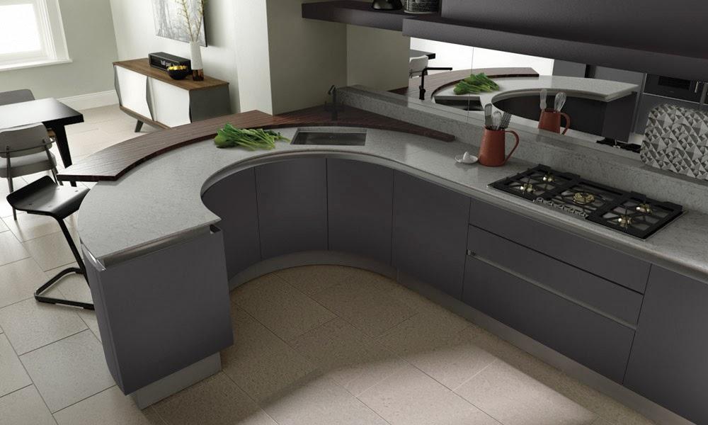 Materiales para cocinas (II): lacados, los más versátiles - Cocinas ...