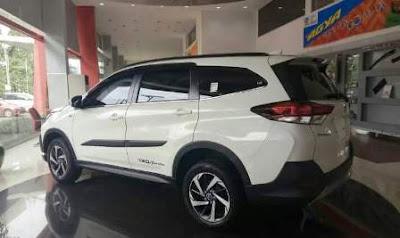 Mobil Baru Toyota New Rush 2018
