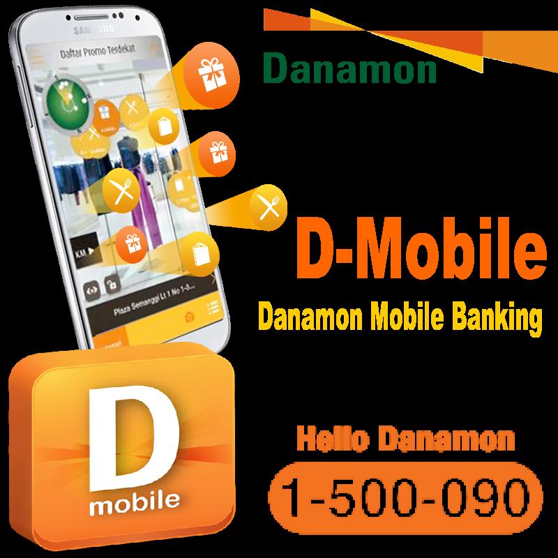 Inspirasi: D-Mobile Danamon, Tarik tunai Tanpa Kartu ATM