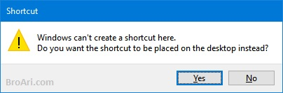 Membuat Shortcut Keyboard Sendiri di Windows 10