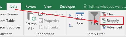 Autofilter Data Pada Excel 19