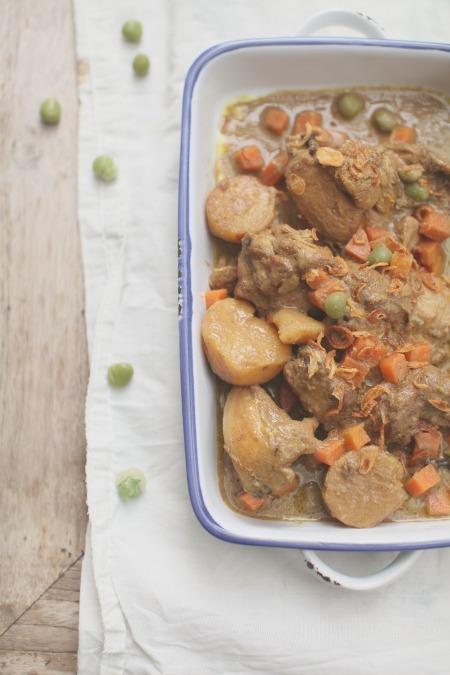 masam manis menu hari  ramadhan Resepi Nasi Minyak Masam Manis Enak dan Mudah