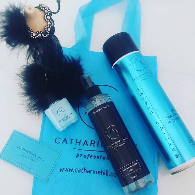 spray e demaquilante maquiagem
