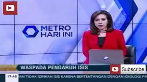 contoh pokok berita