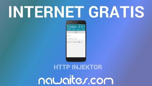Internet Gratis Dengan Aplikasi HTTP Injektor