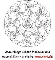 mandala malvorlagen winter - 28 images - 92 besten mandala