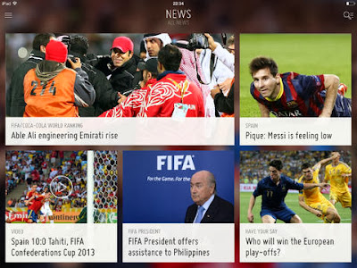FIFA for Android phones & tablets, iPad and iPhone