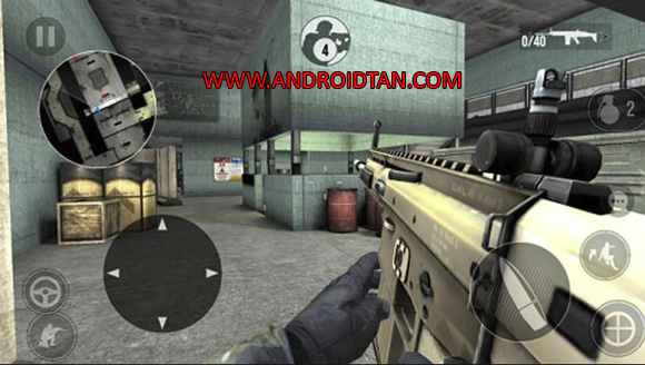 Bullet Force Mod Apk Unlimited Ammo/Grenades No Recoil