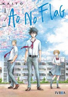 """Manga: Reseña de """"Ao no Flag #1"""" de Kaito  - Editorial Ivrea"""