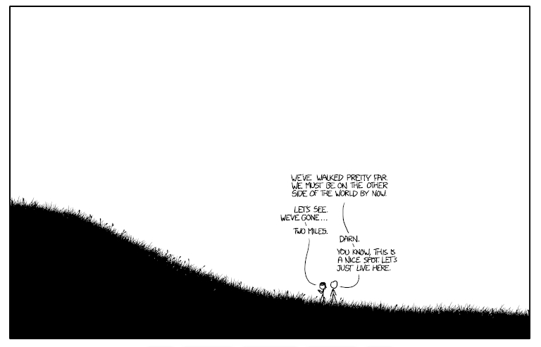 xkcd: Click and Drag by Randall Munroe