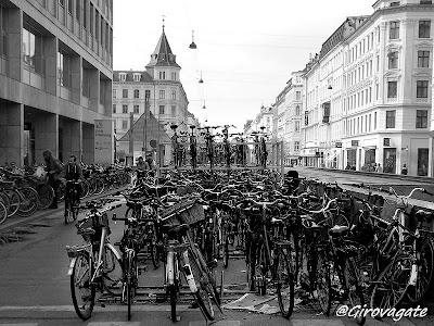bicicletta Copenaghen bike sharing