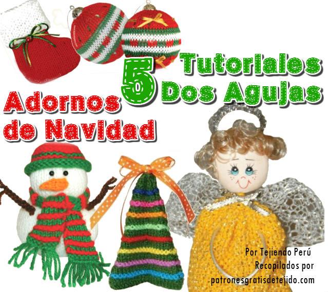 preparamos los adornos de navidad para nuestro hogar nuestros talentos tejeriles aprende a tejer un angelito un rbol de navidad