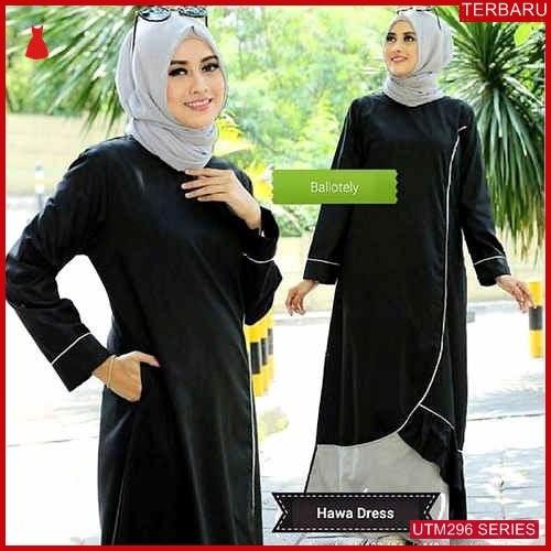 UTM296H92 Baju Hawa Muslim Dress UTM296H92 128 | Terbaru BMGShop