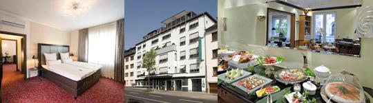 Kurzurlaub Koblenz, Hotelangebot, Arrangement