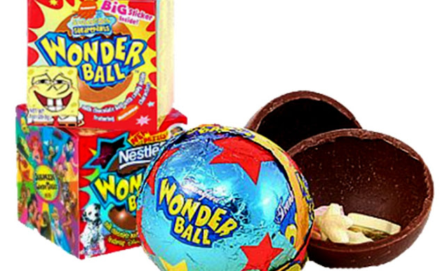 Best Wonder Ball Chocolate Candy